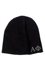 Port & Co Greek Beanie Hat
