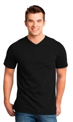 District Threads Men's Very Important V Neck