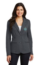 Port Authority Ladies Knit Blazer-Fast Shipping