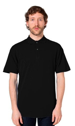 American Apparel Picque Cotton Polo
