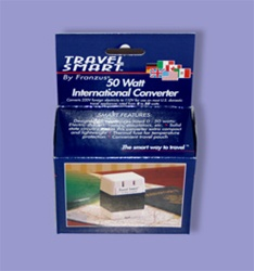 International Voltage Converter
