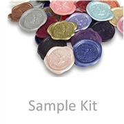 Sample Kit for Glue Gun Sealing Wax