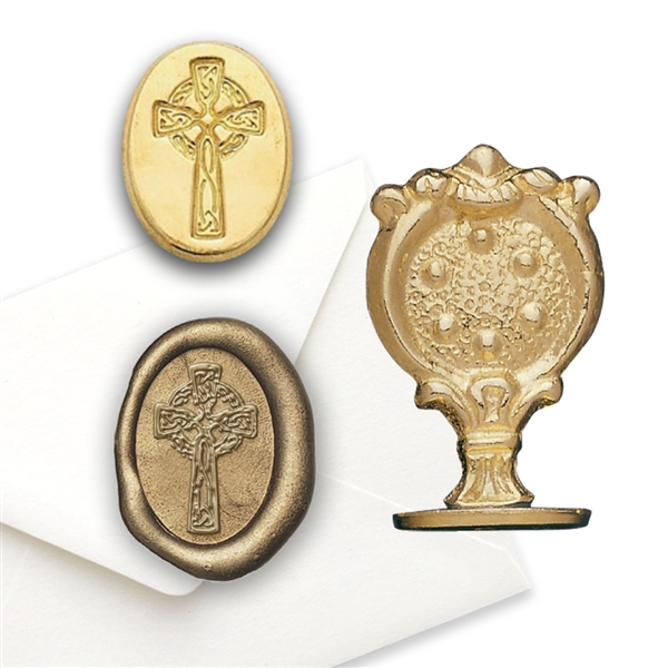 Celtic Cross Wax Seal