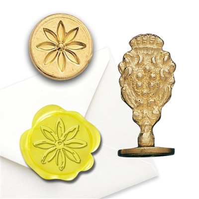 Daisy Wax Seal