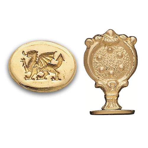 Welsh Dragon Wax Seal