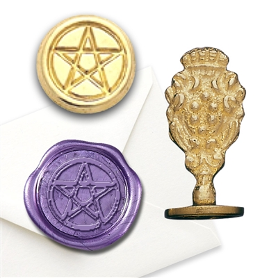 Pentacle Wax Seal