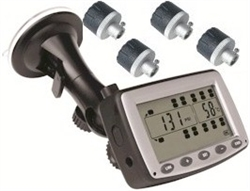 Truck / RV / Trailer / Industrial Tire Pressure Monitoring System | Up to 22-Wheels | 180psi
