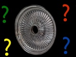 14X6 Reverse 100 Spokes (Custom/Color Spokes)
