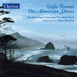Veljo Tormis: On American Shores - Portland State Chamber Choir - Bruce Browne