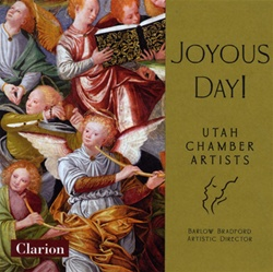 Joyous Day - Utah Chamber Artists - Barlow Bradford - Christmas carols with orchestra