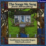 The Songs We Sang: Favorite American Folksongs - VocalEssence