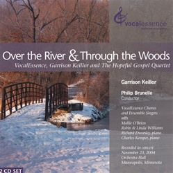 Over the River/Garrison Keillor & VocalEssence