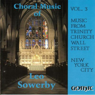Choral Music of Leo Sowerby - Digital Download
