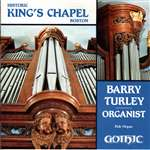 Fisk organ of King's Chapel - Turley