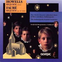 Requiem - Howells and Fauré