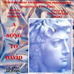 A Song To David - William Albright