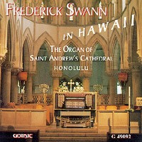 Frederick Swann in Hawaii