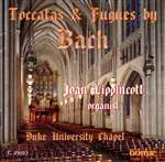 Toccatas and Fugues by Bach - Joan Lippincott