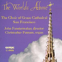 The Worlds Above - Grace Cathedral San Francisco