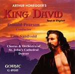 Honegger's King David - St John's Cathedral - Denver