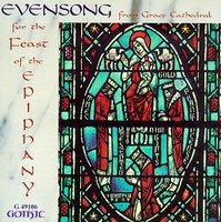 Evensong for Epiphany - Grace Cathedral - Fenstermaker