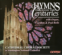 Hymns Through Centuries volume 1 - Cathedral Choral Society - J. Reilly Lewis