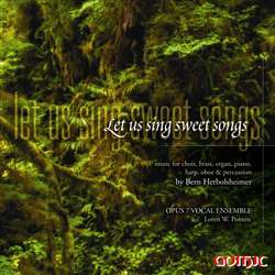 Herbolsheimer- Let Us Sing Sweet Songs - Opus 7