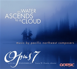 As Water Ascends to the Clouds/Opus 7
