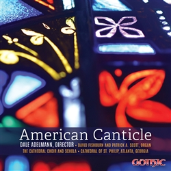 American Canticle / Cathedral of St Philip (Atlanta) Adelmann