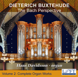 Buxtehude organ works: The Bach Perspective - Hans Davidsson