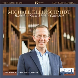Michael Kleinschmidt - Recital at Saint Mark's Cathedral