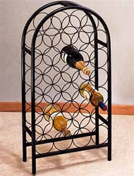 Wyndham 27-bottle Arch Rack