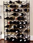 Alexander 60-bottle Wine Rack