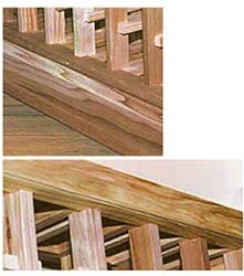 Premium Redwood - Base/Molding Trims