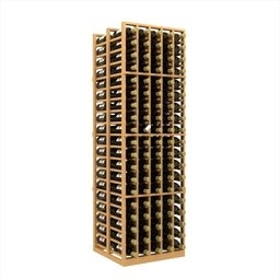 Double Deep 5 Column Wine Rack