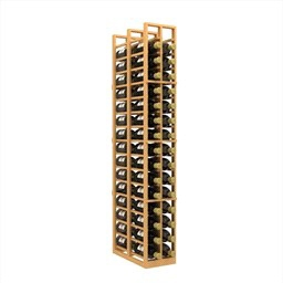 Double Deep Champagne and Magnum Wine Rack