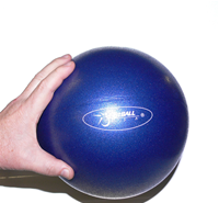 "9"" Exercise FitBALL Mini"