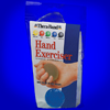 Thera-Band Hand Exerciser: firm blue