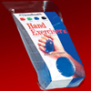 Thera-Band Hand Exerciser: XL firm blue