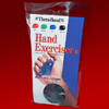 Thera-Band Hand Exerciser: XL extra firm black