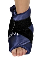 "ElastoGel™ Hot-Cold Foot/Ankle Wrap ""NON RETURNABLE"""