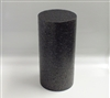 "Black High Density 6"" x 12"" Foam Roller"