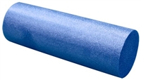 "Blue Standard Density 6"" x 18"" Foam Roller"