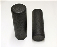 "Black High Density 6"" x 18"" Foam Roller"