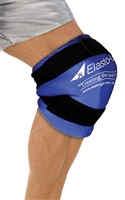 "ElastoGel™ 9"" x 24"" Therapy Wrap with double strap ""NON RETURNABLE"""