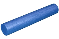 "Blue Standard Density 6"" x 36"" Foam Roller"