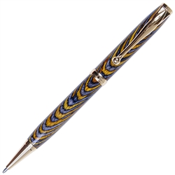Comfort Twist Pen - Goldrush Color Grain