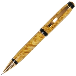 Cigar Twist Pencil - Yellow Box Elder