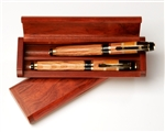 Gift Box - Stained Rosewood Double