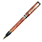 Parker Twist Pen - Redwood Lace Burl